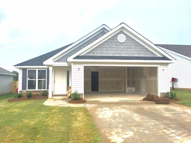 7188 Hanford Drive, Aiken, SC 29803 (MLS #442187) :: Melton Realty Partners