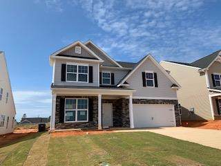1125 Sapphire Drive, Graniteville, SC 29829 (MLS #446520) :: Shannon Rollings Real Estate