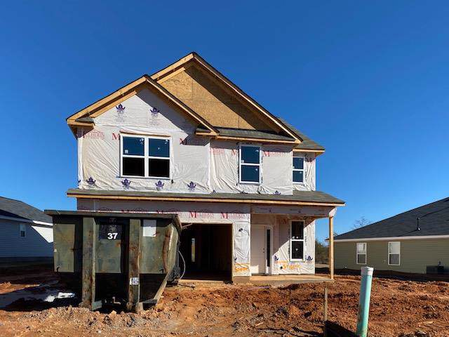 452 Lybrand Street, Aiken, SC 29803 (MLS #448343) :: Melton Realty Partners