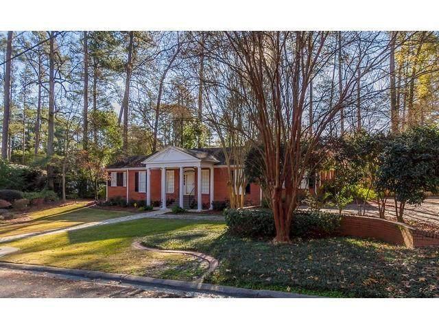 3058 Hillsdale Drive, Augusta, GA 30909 (MLS #449512) :: Southeastern Residential