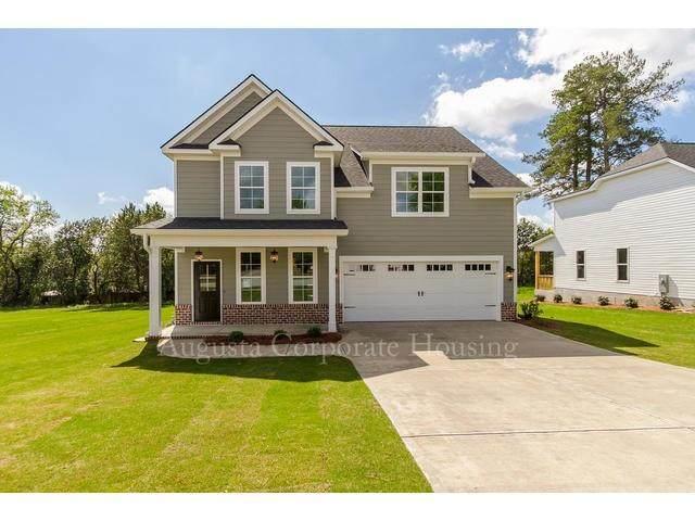 436 Vaughn Road, Martinez, GA 30907 (MLS #452435) :: Southeastern Residential