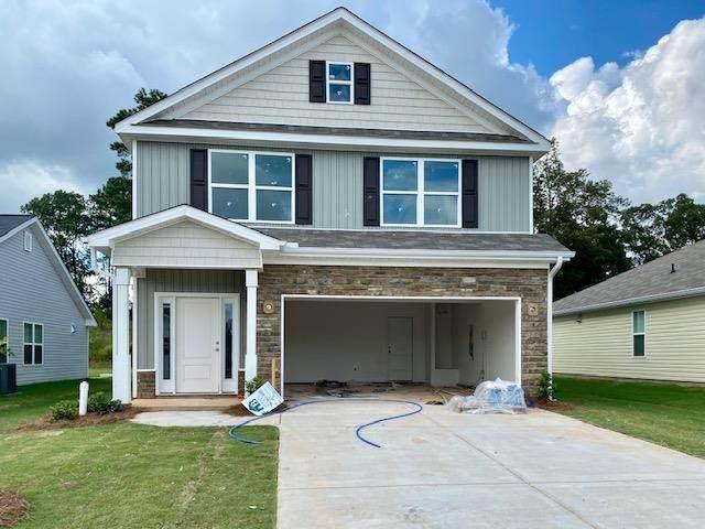 7175 Hanford Drive, Aiken, SC 29803 (MLS #453877) :: Shannon Rollings Real Estate