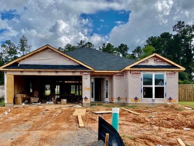 7033 Hanford Drive, Aiken, SC 29803 (MLS #454714) :: Shannon Rollings Real Estate