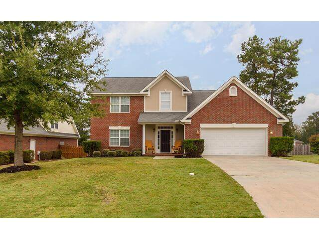 1134 Brighton Drive, Evans, GA 30809 (MLS #461446) :: Shannon Rollings Real Estate