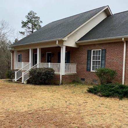 4373 Vaucluse Road, Aiken, SC 29801 (MLS #465147) :: Better Homes and Gardens Real Estate Executive Partners