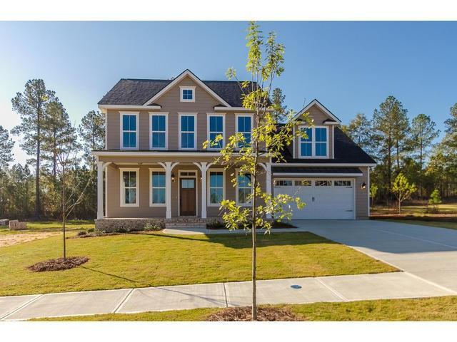 5788 Whispering Pines Way, Evans, GA 30809 (MLS #414317) :: Natalie Poteete Team