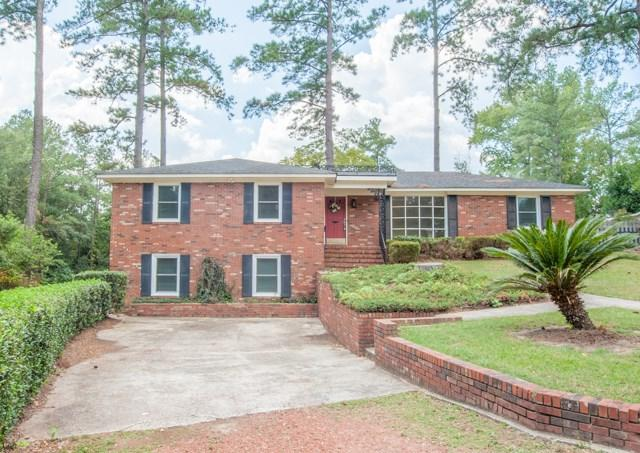1804 Robinson Drive, North Augusta, SC 29841 (MLS #418132) :: Shannon Rollings Real Estate