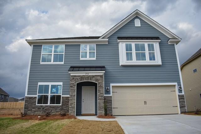 206 Tulip Drive, Evans, GA 30809 (MLS #420186) :: Shannon Rollings Real Estate
