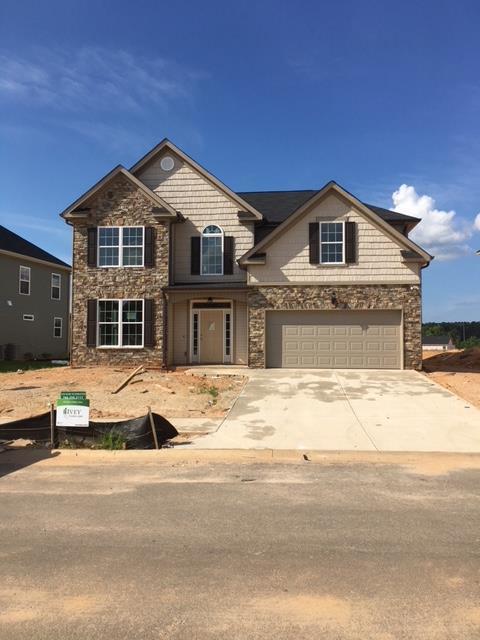 1251 Cobblefield Drive, Grovetown, GA 30813 (MLS #423168) :: Brandi Young Realtor®