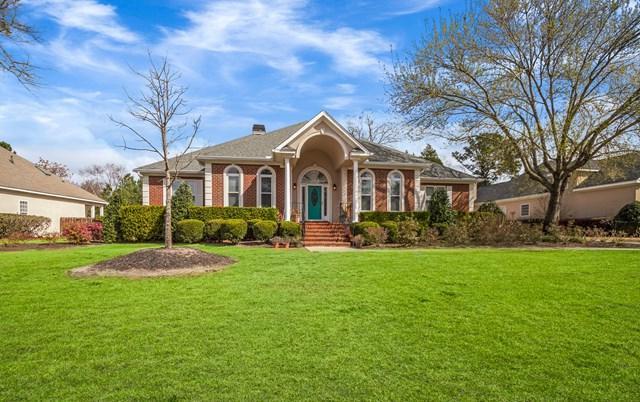155 Cofield Road, Martinez, GA 30907 (MLS #423347) :: Shannon Rollings Real Estate