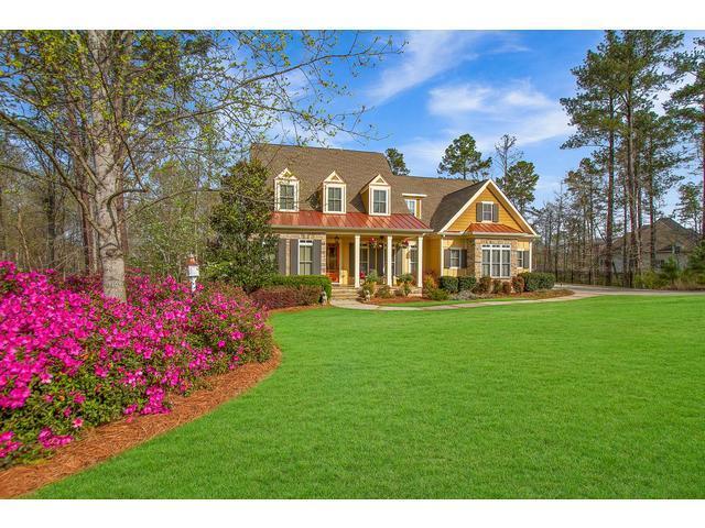 718 Marsh Point Road, Evans, GA 30809 (MLS #425743) :: Shannon Rollings Real Estate