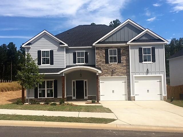 1707 Stablebridge Way, Evans, GA 30809 (MLS #427291) :: Brandi Young Realtor®