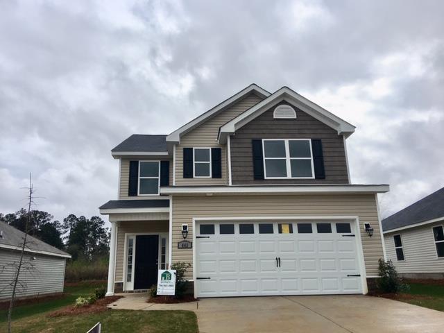 443 Lybrand Street, Aiken, SC 29803 (MLS #431982) :: Shannon Rollings Real Estate