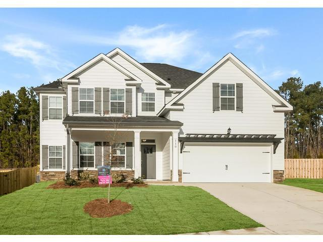 110 Blazing Creek Court, Evans, GA 30809 (MLS #432593) :: REMAX Reinvented | Natalie Poteete Team