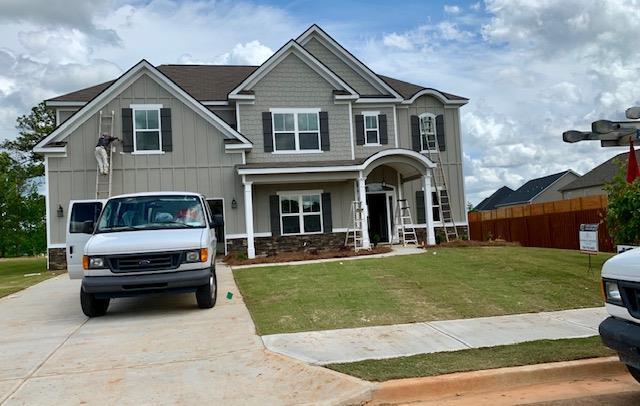 709 Thornbury Ridge, Evans, GA 30809 (MLS #436965) :: REMAX Reinvented | Natalie Poteete Team