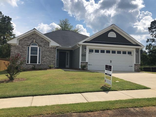7059 Hanford Drive, Aiken, SC 29803 (MLS #436996) :: Shannon Rollings Real Estate