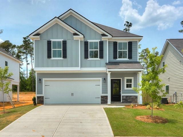 5816 Whispering Pines Way, Evans, GA 30809 (MLS #437674) :: Meybohm Real Estate