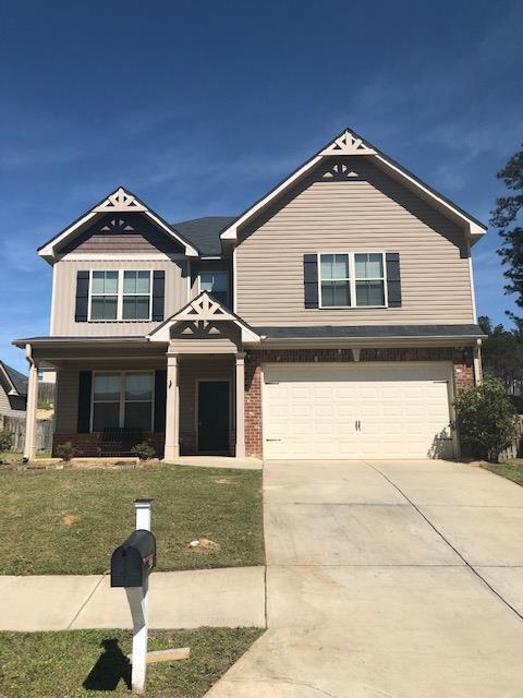 222 Kickham Lane, Grovetown, GA 30813 (MLS #438402) :: RE/MAX River Realty