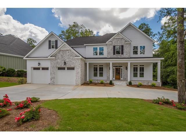420 Bartram Trail Club Drive, Evans, GA 30809 (MLS #441760) :: Shannon Rollings Real Estate