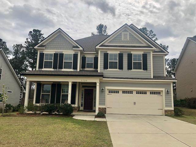 5720 Whispering Pine Road, Evans, GA 30809 (MLS #453106) :: REMAX Reinvented | Natalie Poteete Team