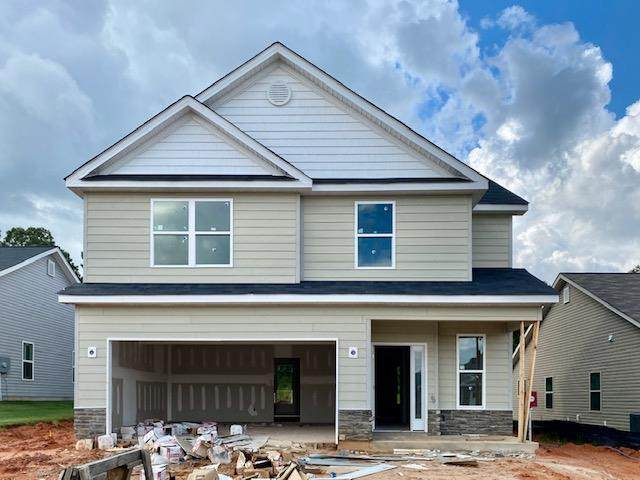 7187 Hanford Drive, Aiken, SC 29803 (MLS #454718) :: Shannon Rollings Real Estate