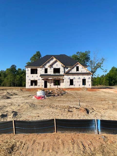 4140 Johnson Branch Road, Hephzibah, GA 30815 (MLS #468040) :: Better Homes and Gardens Real Estate Executive Partners