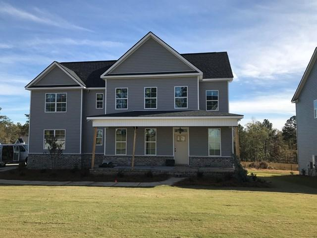 3136 Lake Norman Drive, North Augusta, SC 29841 (MLS #417855) :: Shannon Rollings Real Estate