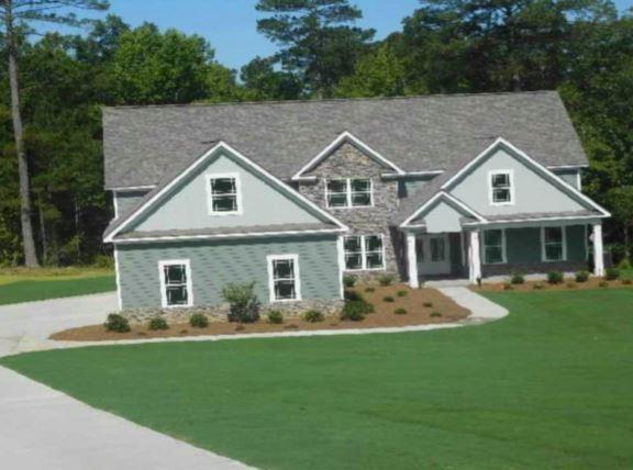 5070 Travertine Drive, Appling, GA 30802 (MLS #419266) :: Brandi Young Realtor®
