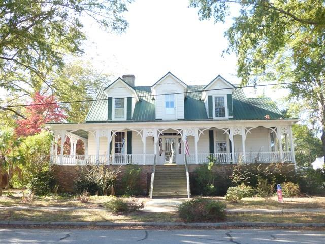 305 Jackson Street, Johnston, SC 29832 (MLS #420055) :: Melton Realty Partners