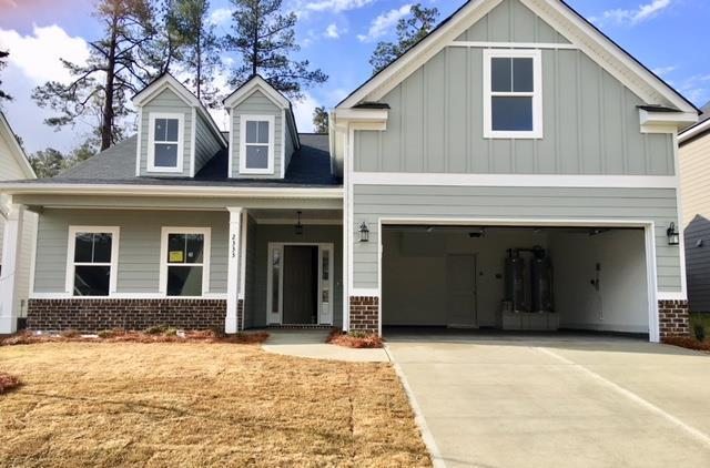 2333 Malone Way, Evans, GA 30809 (MLS #422273) :: Shannon Rollings Real Estate