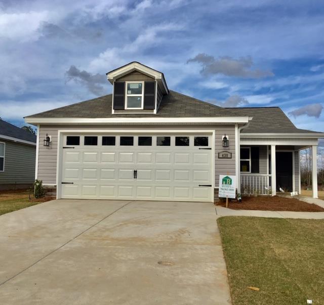 438 Lybrand Street, Aiken, SC 29803 (MLS #429430) :: Venus Morris Griffin   Meybohm Real Estate