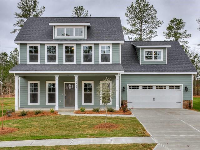 5782 Whispering Pines Way, Evans, GA 30809 (MLS #431494) :: Melton Realty Partners