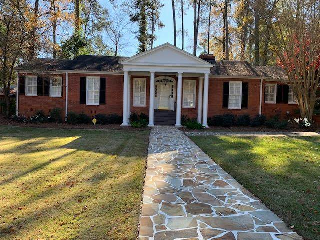 3058 Hillsdale Drive, Augusta, GA 30909 (MLS #449512) :: RE/MAX River Realty