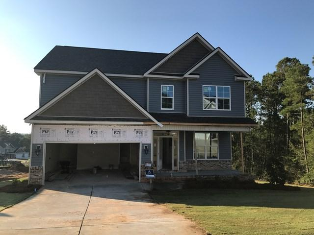 3124 Lake Norman Drive, North Augusta, SC 29841 (MLS #415391) :: Shannon Rollings Real Estate