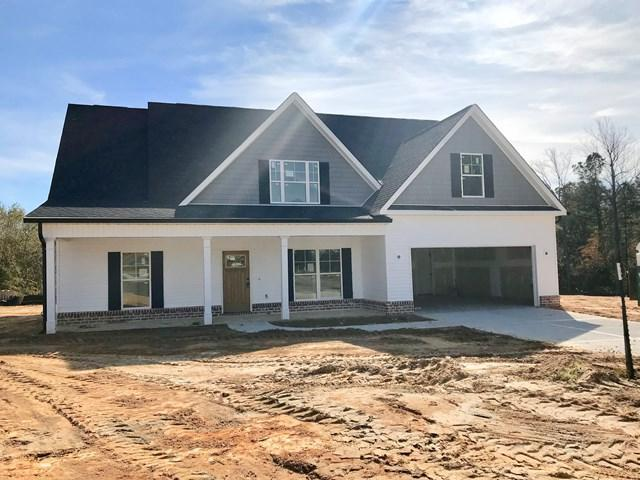 3200 Lake Norman Drive, North Augusta, SC 29841 (MLS #416885) :: Shannon Rollings Real Estate