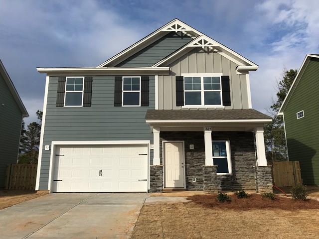 267 Tulip Drive, Evans, GA 30809 (MLS #420188) :: Shannon Rollings Real Estate