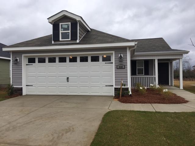 438 Lybrand Street, Aiken, SC 29803 (MLS #429430) :: Shannon Rollings Real Estate