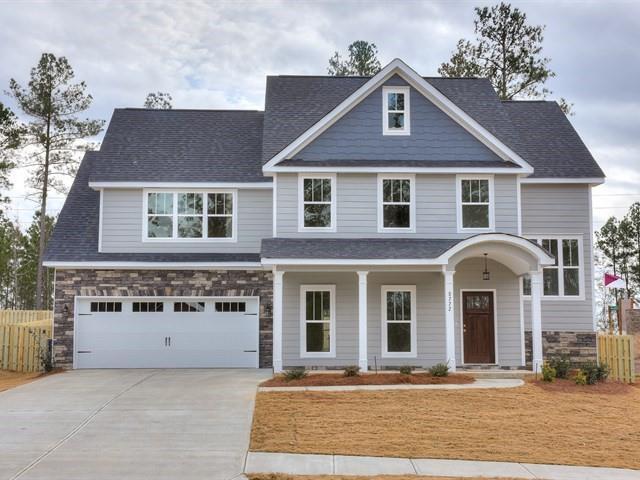 5772 Whispering Pines Way, Evans, GA 30809 (MLS #431495) :: REMAX Reinvented | Natalie Poteete Team