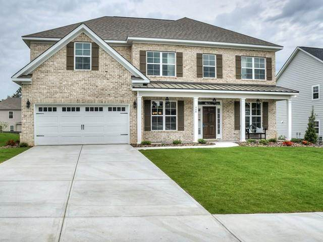 448 Pottery Drive, Martinez, GA 30907 (MLS #445584) :: Southeastern Residential