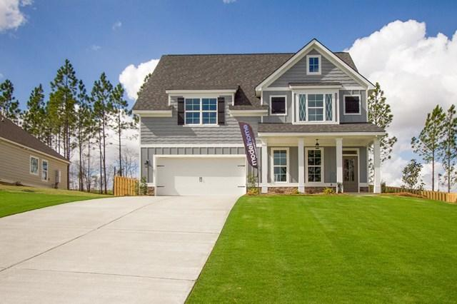 672 Flat Rock Lane, Graniteville, SC 29829 (MLS #418731) :: Shannon Rollings Real Estate