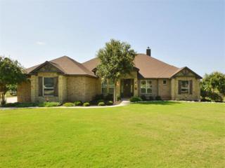 288 Whitney Woods Cir, Georgetown, TX 78633 (#1160210) :: Forte Properties