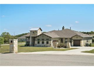 121 Bluff Woods Dr, Driftwood, TX 78619 (#1314606) :: Magnolia Realty