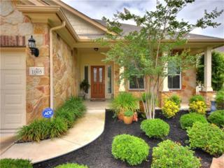 1005 Retama Dr, Cedar Park, TX 78613 (#1355447) :: Forte Properties