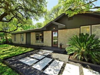 803 Loma Linda Dr, West Lake Hills, TX 78746 (#2105207) :: Forte Properties
