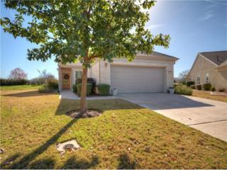 515 Crockett Loop, Georgetown, TX 78633 (#2160915) :: Forte Properties