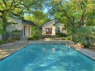 506 Buckeye Trl, West Lake Hills, TX 78746 (#2269962) :: Forte Properties