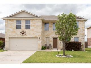 223 Herrera, Hutto, TX 78634 (#2703658) :: Forte Properties