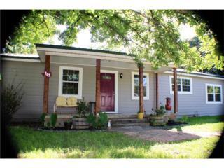 705 W 3rd St, Kyle, TX 78640 (#4059879) :: Forte Properties