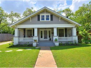 2004 S Church St E, Georgetown, TX 78626 (#4846725) :: Forte Properties