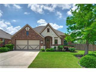 1000 Dyer Creek Pl, Round Rock, TX 78665 (#5810296) :: Forte Properties